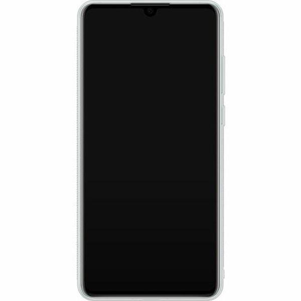 Huawei P30 Soft Case (Frostad) Light Emerald