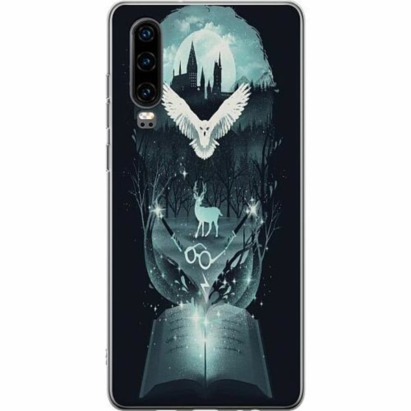 Huawei P30 Thin Case Harry Potter
