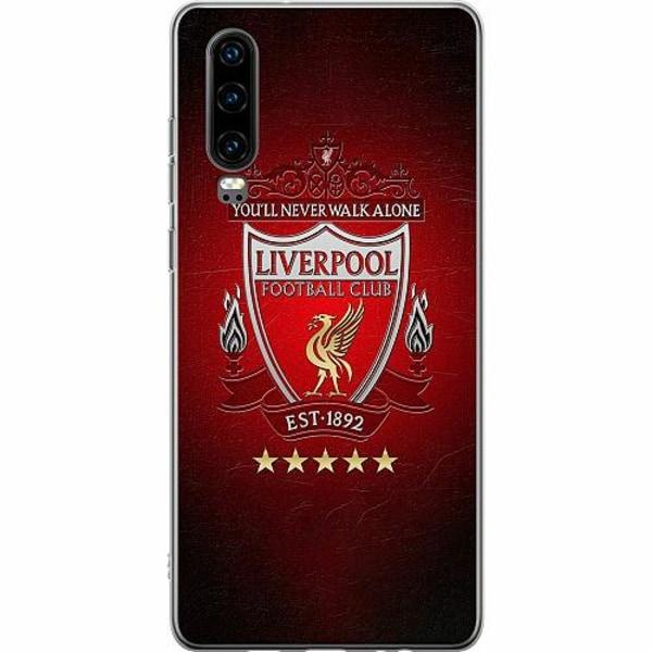 Huawei P30 Thin Case Liverpool