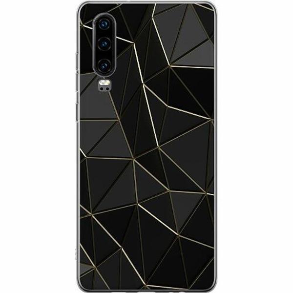 Huawei P30 Thin Case Midnight