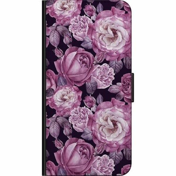 Apple iPhone XS Max Billigt Fodral Blommor