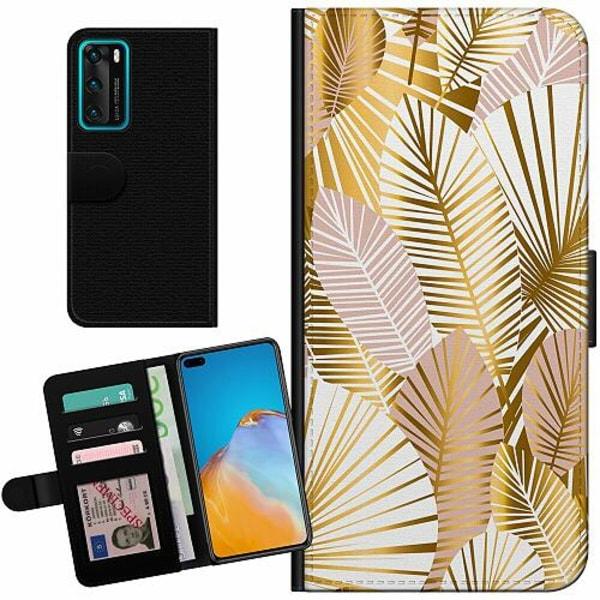 Huawei P40 Billigt Fodral Gold
