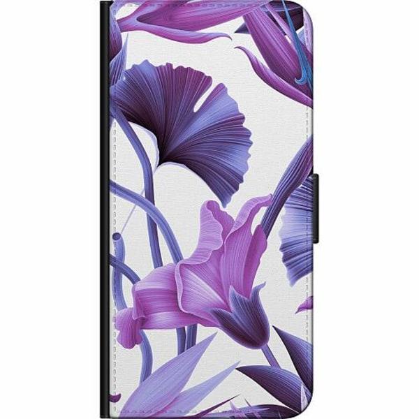 Samsung Galaxy S9+ Billigt Fodral Lilac Bloom