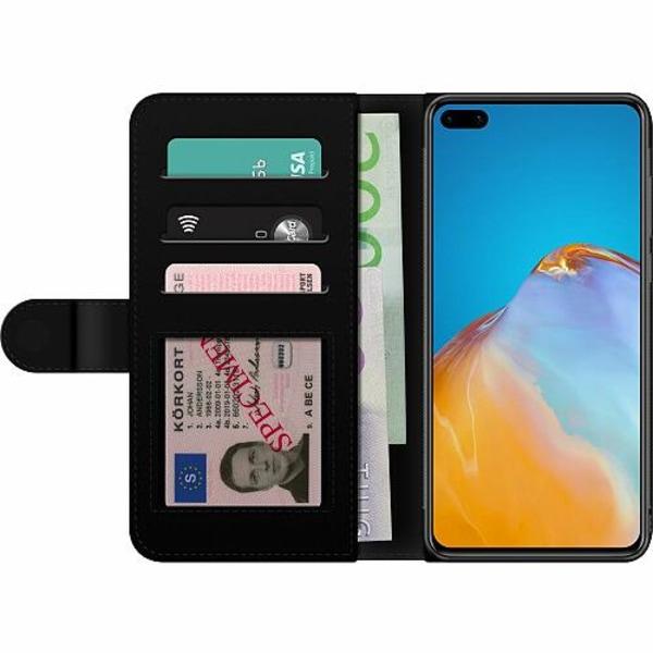 Huawei P40 Billigt Fodral Billie Eilish 2021