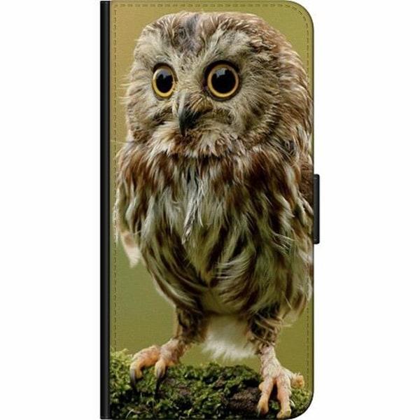 Apple iPhone XS Max Billigt Fodral Owl