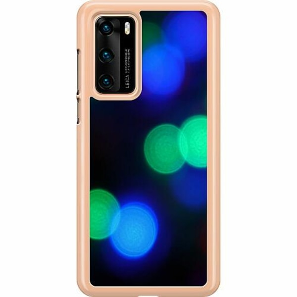 Huawei P40 Hard Case (Transparent) All Of The Lights
