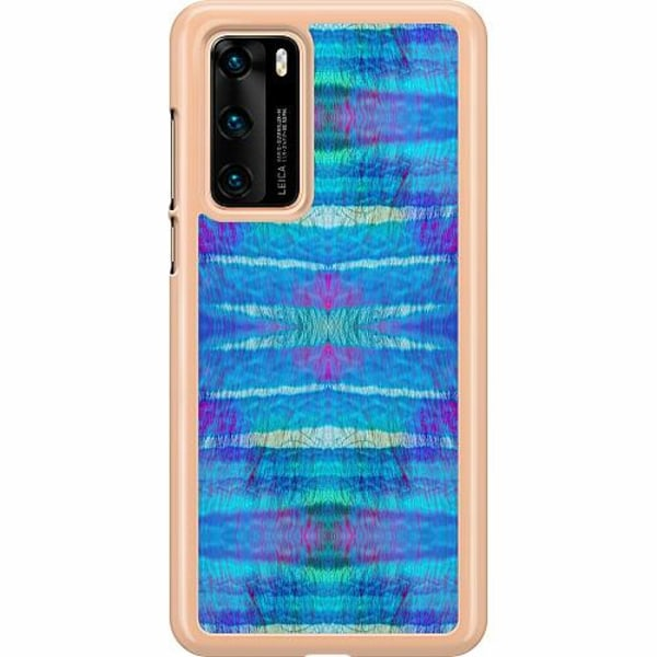 Huawei P40 Hard Case (Transparent) Almost There