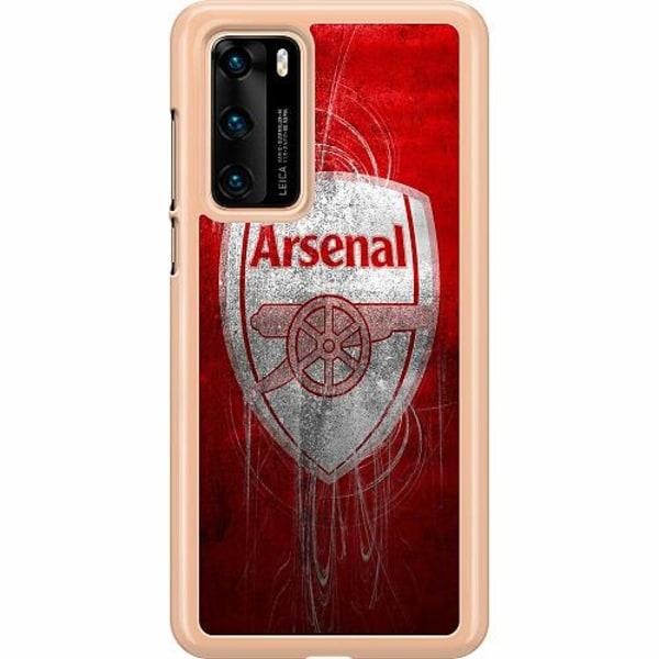 Huawei P40 Hard Case (Transparent) Arsenal