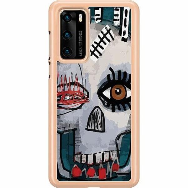 Huawei P40 Hard Case (Transparent) ART