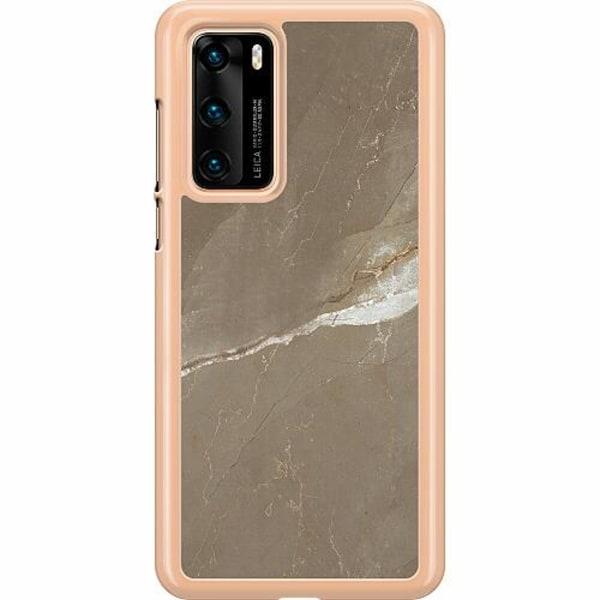 Huawei P40 Hard Case (Transparent) Density