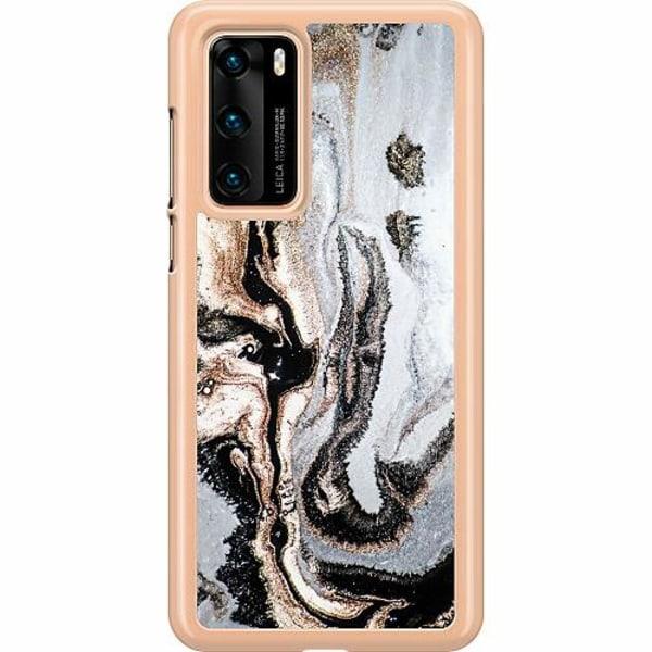 Huawei P40 Hard Case (Transparent) Destiny