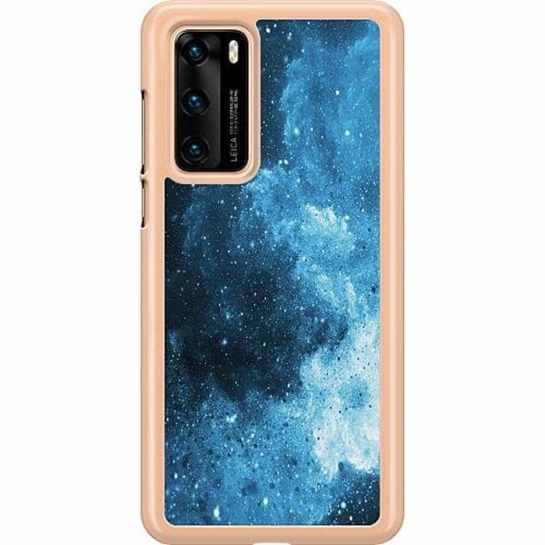 Huawei P40 Hard Case (Transparent) Dreaming