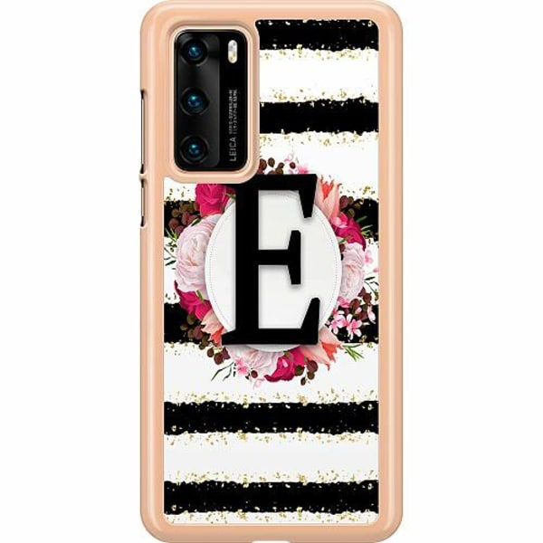 Huawei P40 Hard Case (Transparent) E