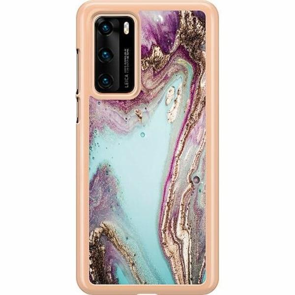 Huawei P40 Hard Case (Transparent) Fairy Dream