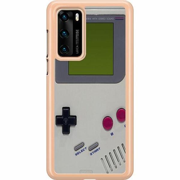 Huawei P40 Hard Case (Transparent) Game