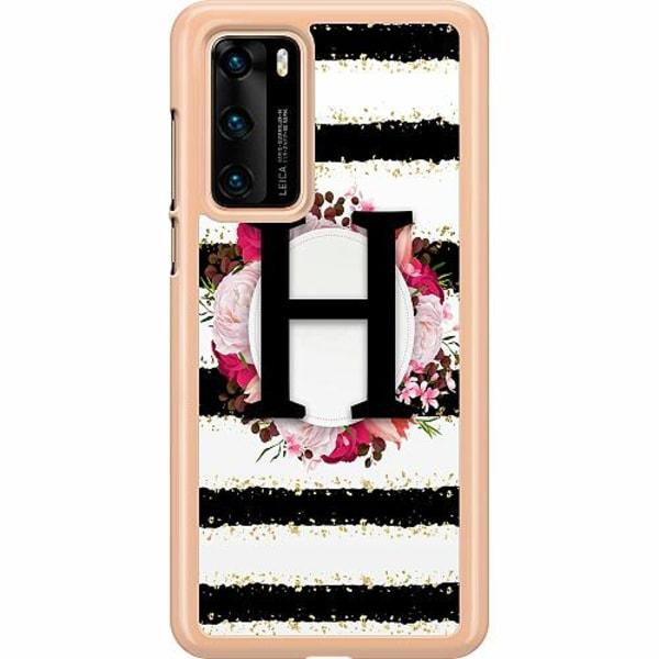 Huawei P40 Hard Case (Transparent) H
