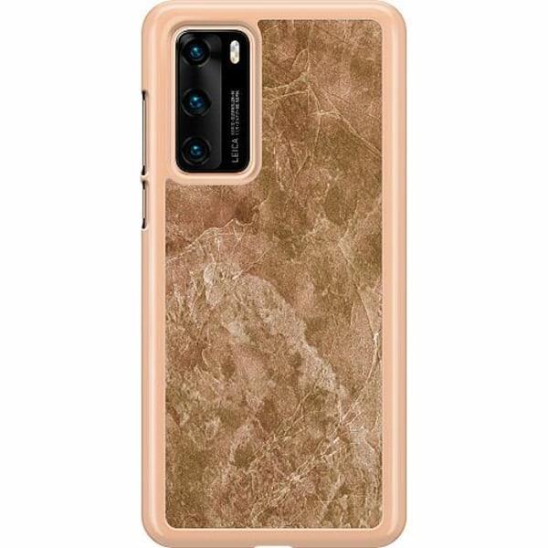 Huawei P40 Hard Case (Transparent) Hardened