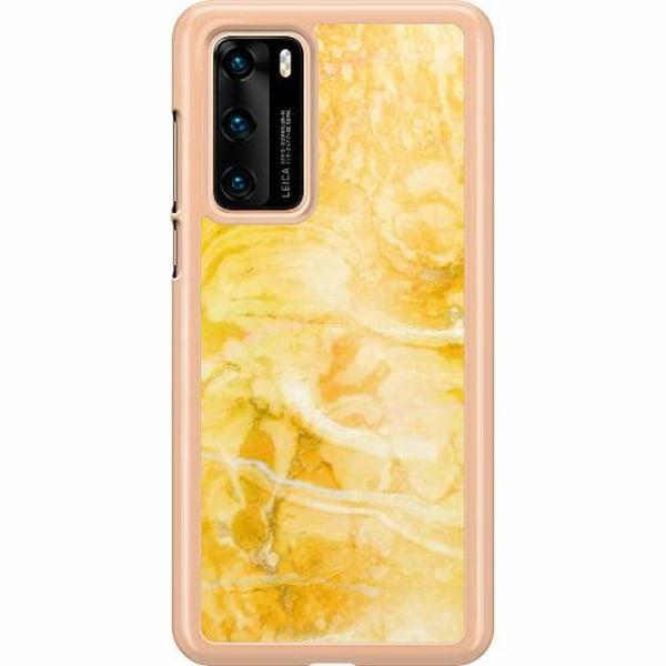 Huawei P40 Hard Case (Transparent) Microscopic Evaluation