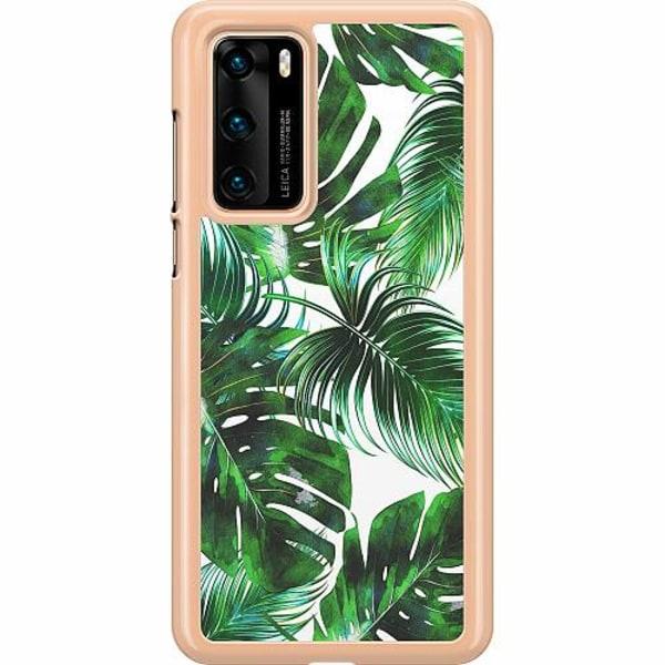Huawei P40 Hard Case (Transparent) Palmera