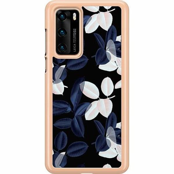 Huawei P40 Hard Case (Transparent) Pretty Please