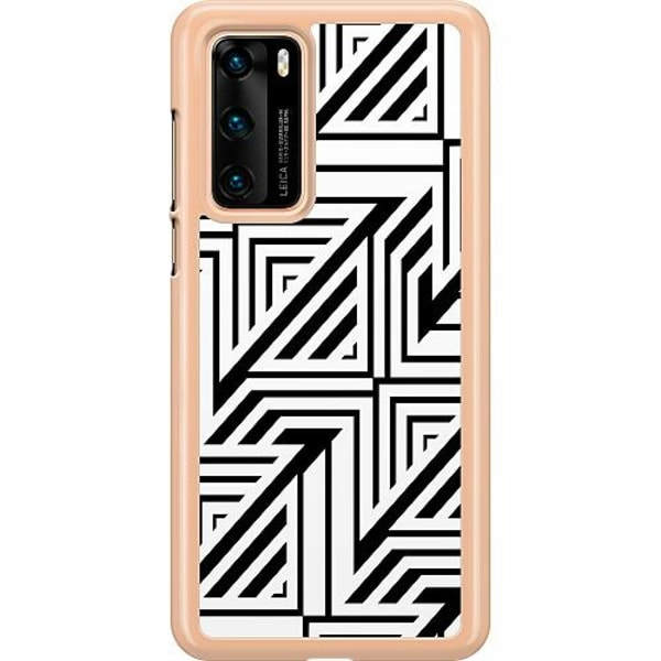 Huawei P40 Hard Case (Transparent) Probably Yes