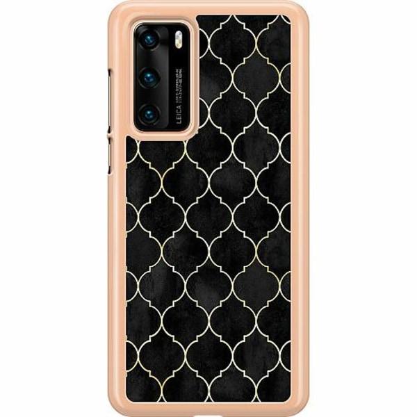 Huawei P40 Hard Case (Transparent) Soleil