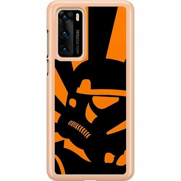 Huawei P40 Hard Case (Transparent) Star Wars