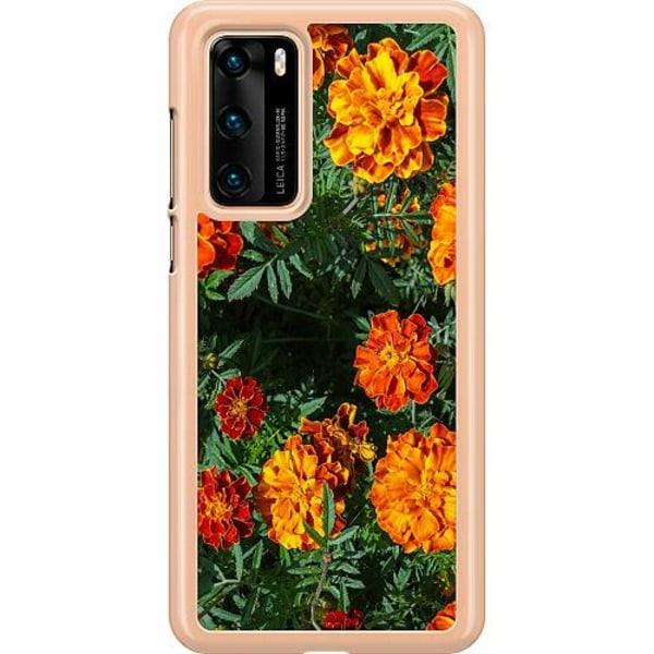 Huawei P40 Hard Case (Transparent) Summery