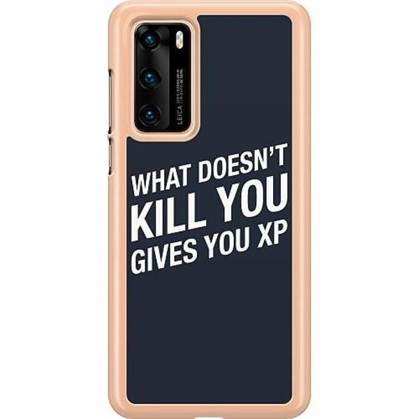 Huawei P40 Hard Case (Transparent) XP