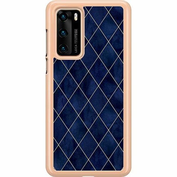 Huawei P40 Hard Case (Transparent) Yale