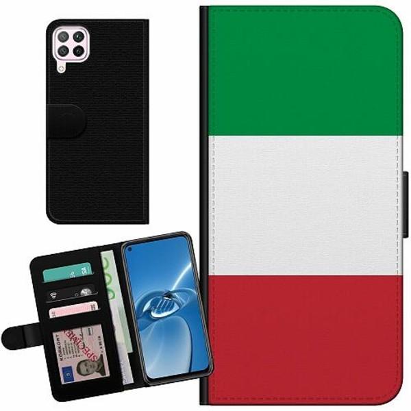 Huawei P40 Lite Billigt Fodral Italien / Italy