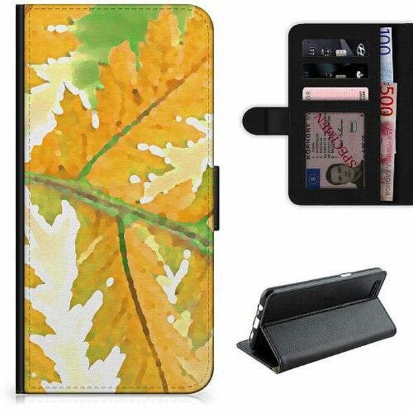 Xiaomi Mi 10 Lite Lyxigt Fodral Autumn Left