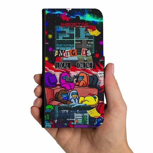 Samsung Galaxy A40 Mobilskalsväska Among Us