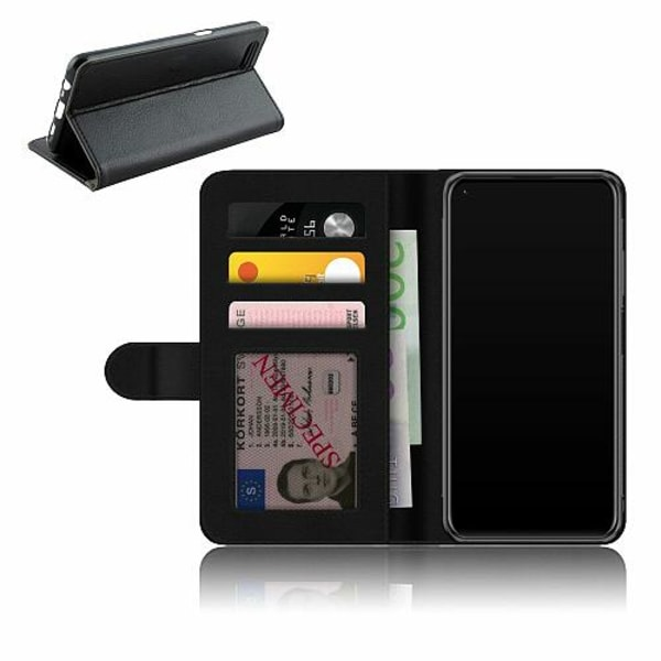 Huawei P40 Lite Plånboksfodral Focus