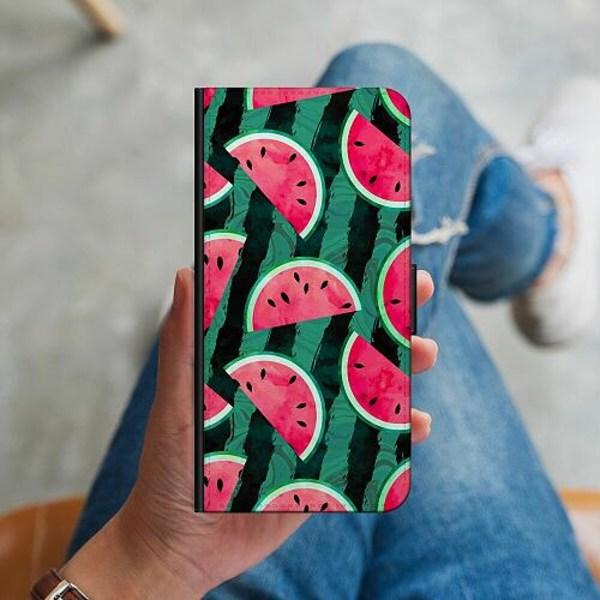 Samsung Galaxy S10 Plus Plånboksskal Melon