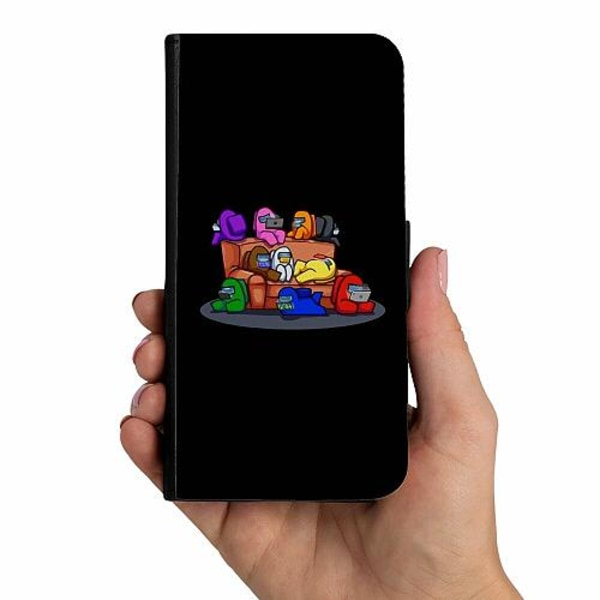 Samsung Galaxy Xcover 3 Mobilskalsväska Among Us