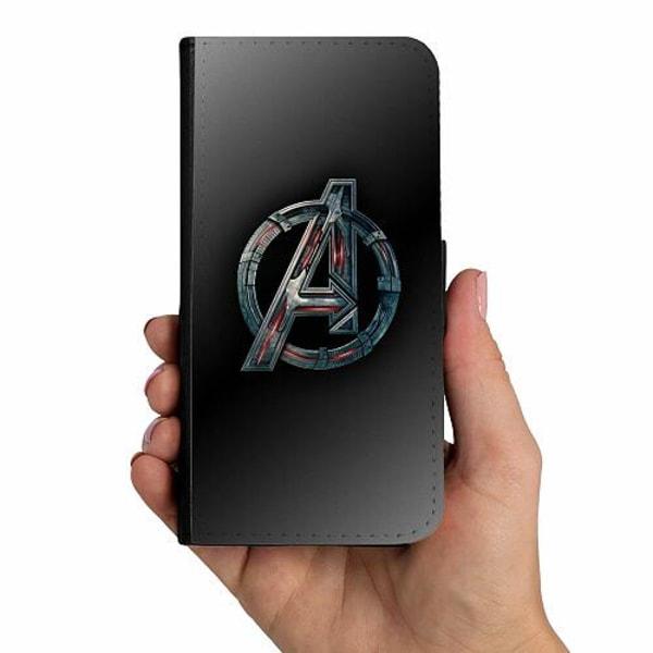 Xiaomi Mi 10T Lite Mobilskalsväska Avengers