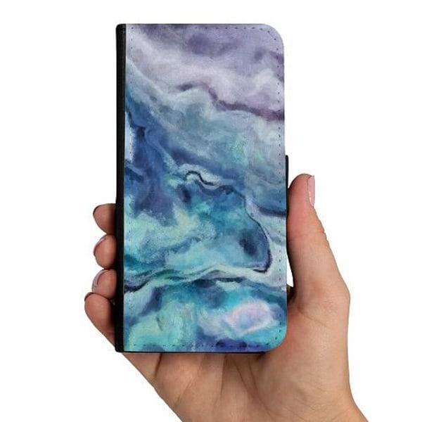 Samsung Galaxy Xcover 3 Mobilskalsväska Blur