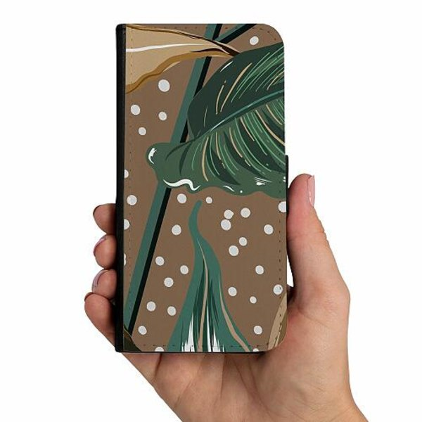 Samsung Galaxy Xcover 3 Mobilskalsväska Browness