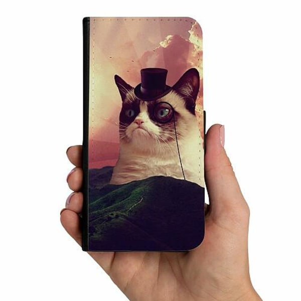 Samsung Galaxy A51 Mobilskalsväska Cat Af Grund