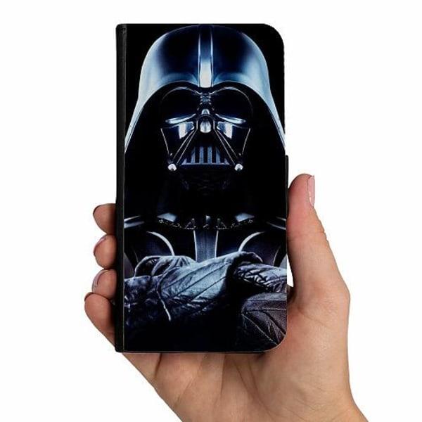 Samsung Galaxy A40 Mobilskalsväska Darth vader
