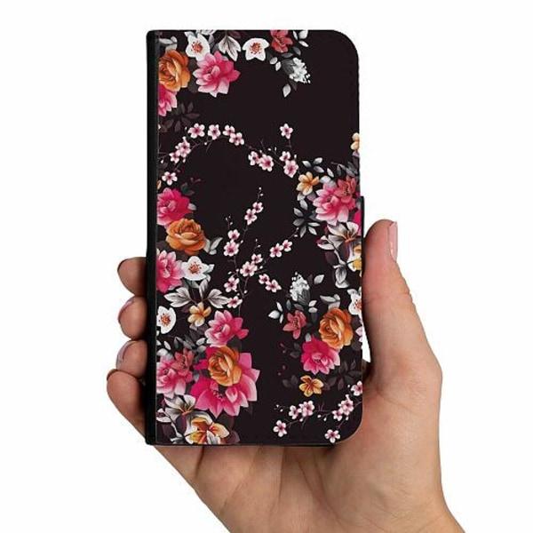 Samsung Galaxy A50 Mobilskalsväska Flower Splash