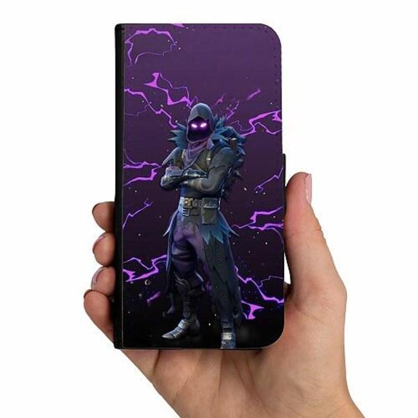 Samsung Galaxy A40 Mobilskalsväska Fortnite