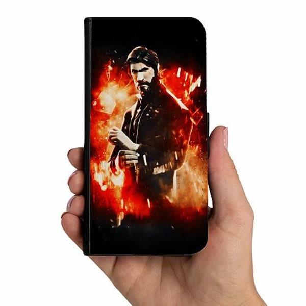 Samsung Galaxy A50 Mobilskalsväska Fortnite John Reaper
