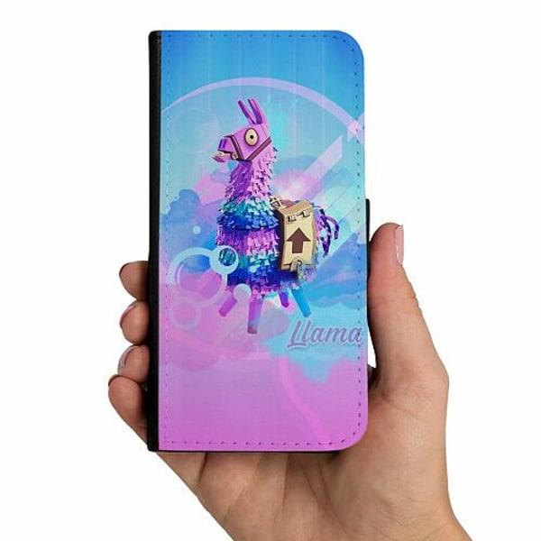 Samsung Galaxy A40 Mobilskalsväska Fortnite Loot Llama