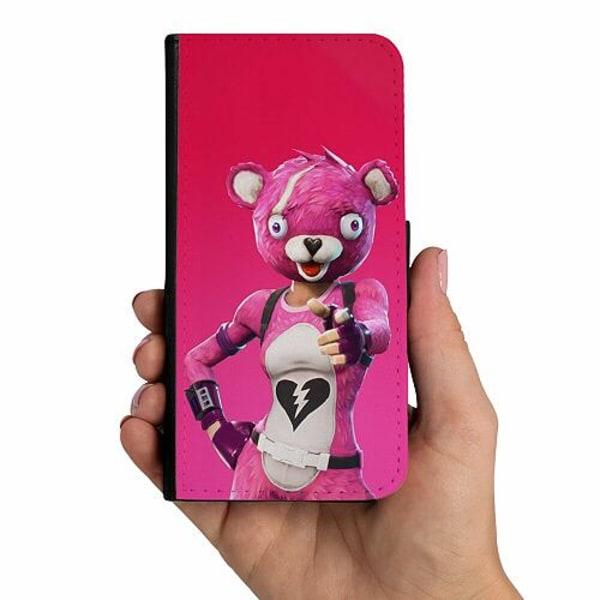 Xiaomi Mi 10T Lite Mobilskalsväska Fortnite Pink Bear
