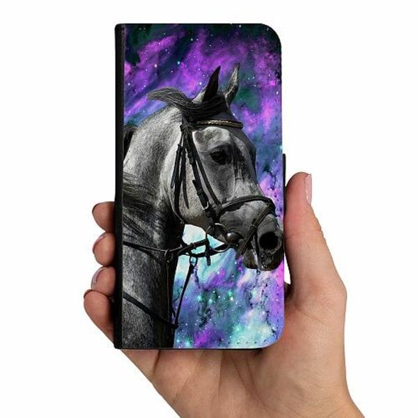 Samsung Galaxy A50 Mobilskalsväska Häst