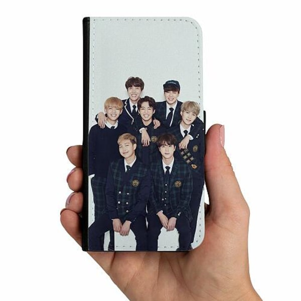 Xiaomi Mi 10T Lite Mobilskalsväska K-POP BTS