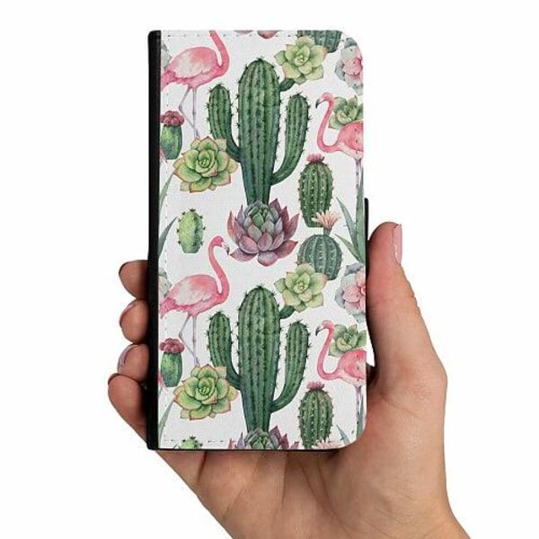 Samsung Galaxy A50 Mobilskalsväska Kaktus