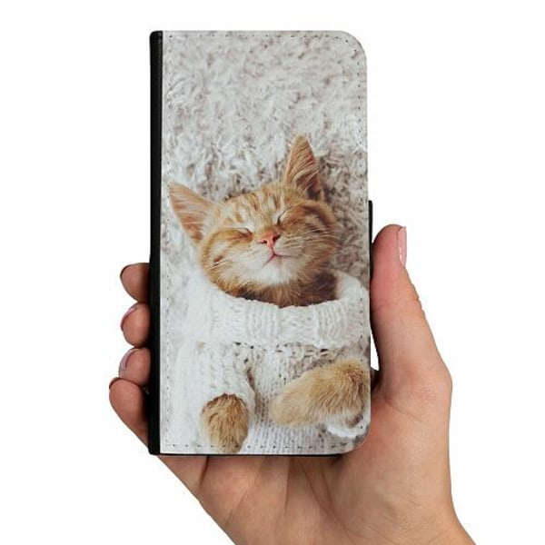 Samsung Galaxy A50 Mobilskalsväska Kitty Sweater